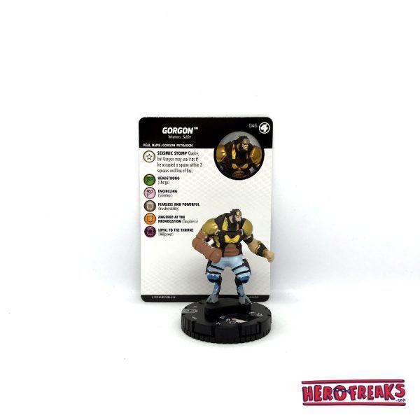 Heroclix Fantastic Four – 046 Gorgon