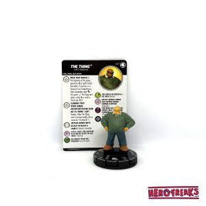 Heroclix Fantastic Four – 049 The Thing