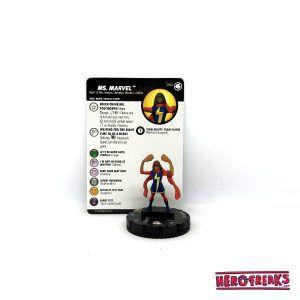 Heroclix Fantastic Four – 050 Ms. Marvel