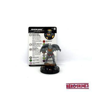 Heroclix Fantastic Four – 052 Dragon Man