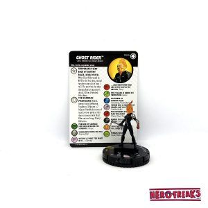 Heroclix Fantastic Four – 053a Ghost Rider