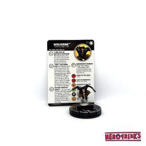 Heroclix Fantastic Four – 054 Wolverine