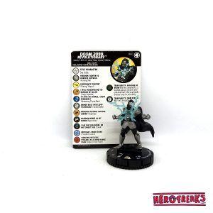 Heroclix Fantastic Four – 060 Doom 2099 Revolutionary