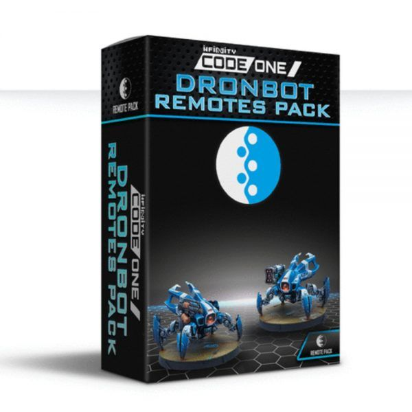 Infinity Code One: Dronbot Remotes Pack