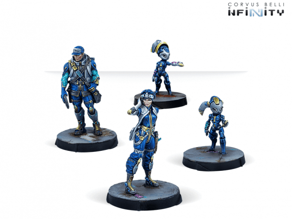 Infinity Code One O-12 Support Pack 1