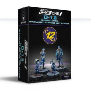 Infinity Code One: O-12 Support Pack