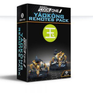 Infinity Code One: Yáokòng Remotes Pack