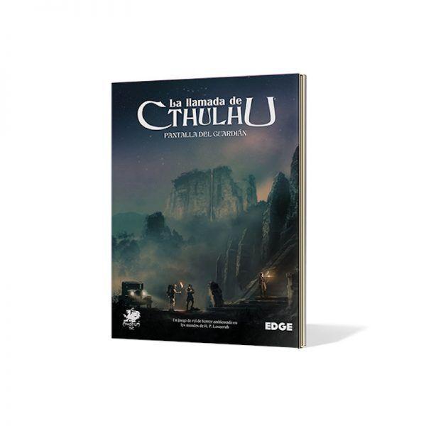 La Llamada de Cthulhu - La Pantalla del Guardián