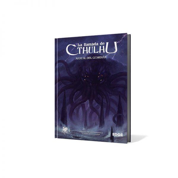 La Llamada de Cthulhu - Manual del Guardián