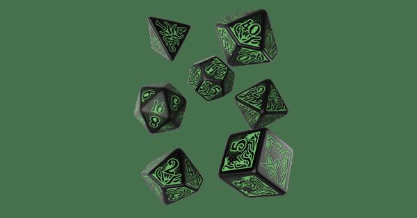 La Llamada de Cthulhu - Set de Dados 1