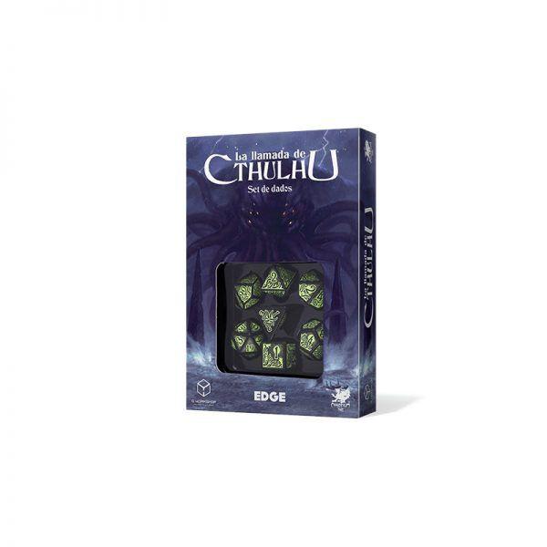 La Llamada de Cthulhu - Set de Dados