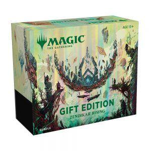 MTG El Resurgir de Zendikar - Bundle Gift Edition