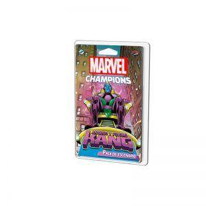 Marvel Champions: El Juego de Cartas - Antiguo y Futuro Kang