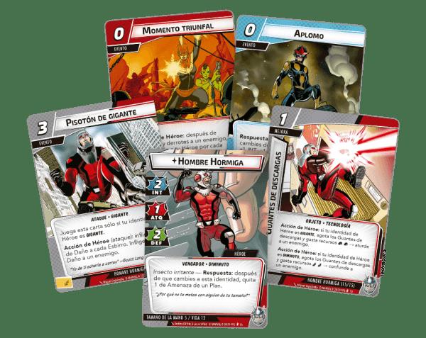 Marvel Champions: El Juego de Cartas - Hombre Hormiga 1