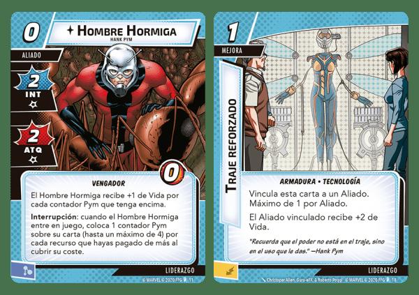 Marvel Champions: El Juego de Cartas - Hombre Hormiga 2