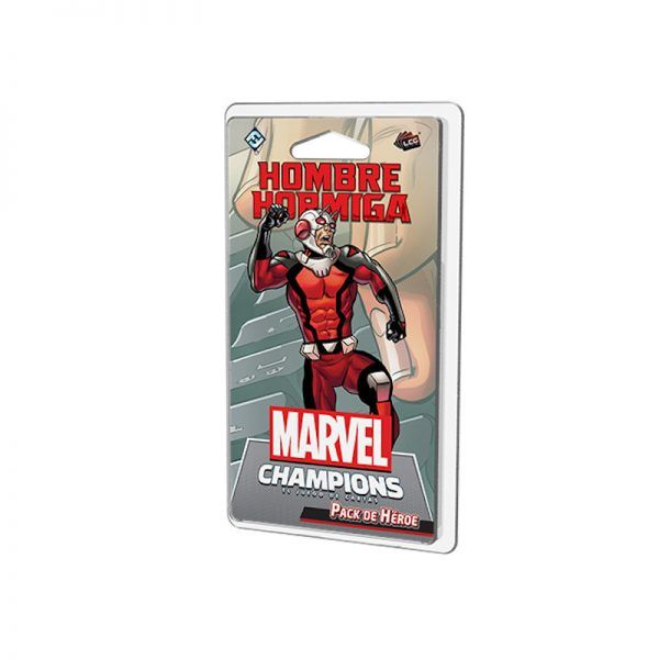 Marvel Champions: El Juego de Cartas - Hombre Hormiga