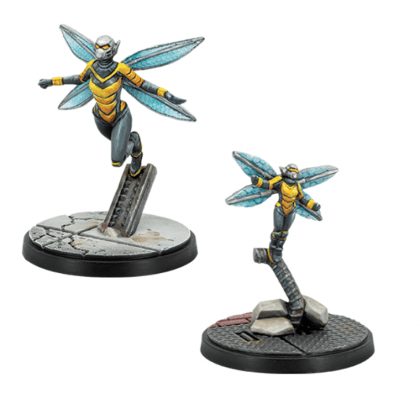 Marvel Crisis Protocol Ant-Man & Wasp 2