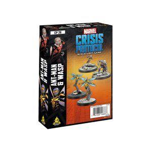 Marvel Crisis Protocol Ant-Man & Wasp-