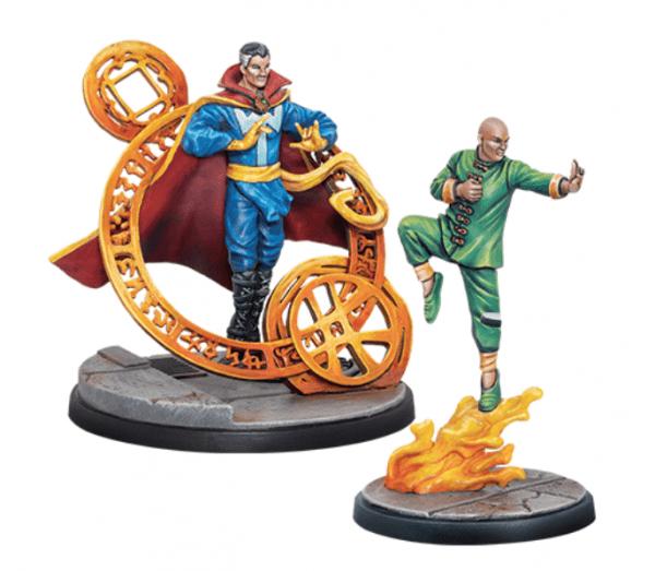 Marvel Crisis Protocol Doctor Strange & Wong 1