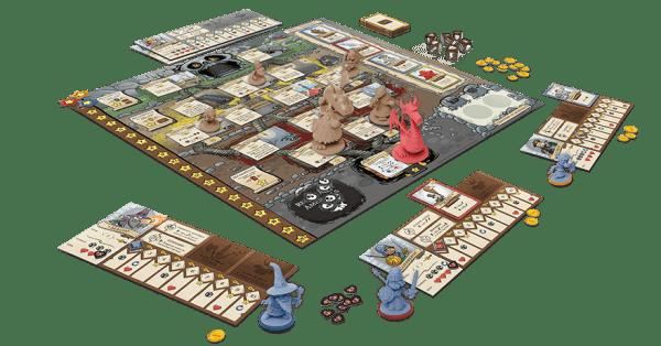 Munchkin Dungeon 1
