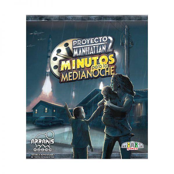 Proyecto Manhattan 2: Minutos para la Medianoche