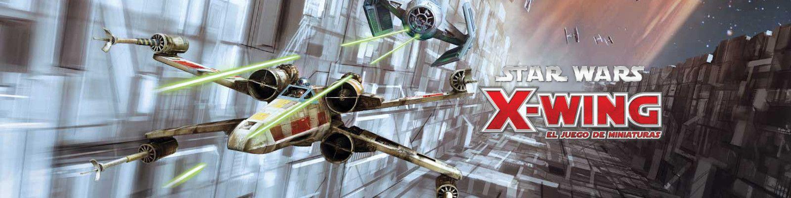 X-Wing el Juego de Miniaturas