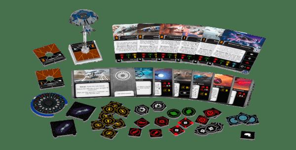 Star Wars X-Wing: Segunda Edición - Cañonera Droide HMP 1