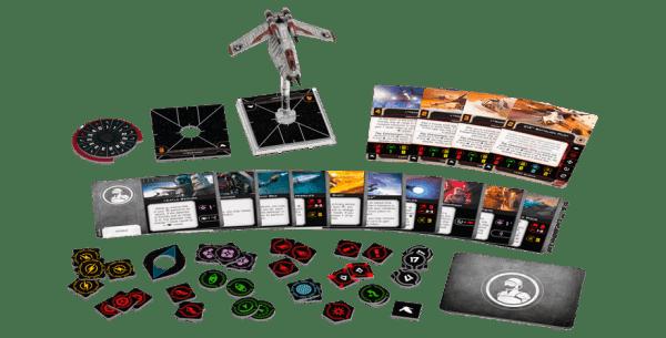 Star Wars X-Wing Segunda Edición - Cañonera LAAT:i 1