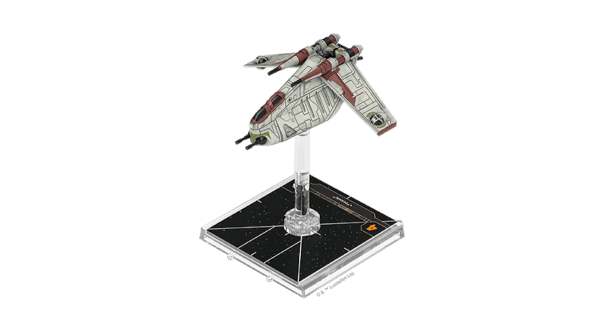 Star Wars X-Wing Segunda Edición - Cañonera LAAT:i 2