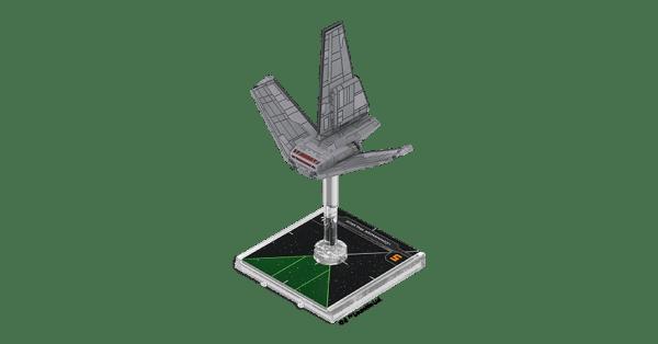 Star Wars X-Wing Segunda Edición - Lanzadera Ligera Clase Xi 2