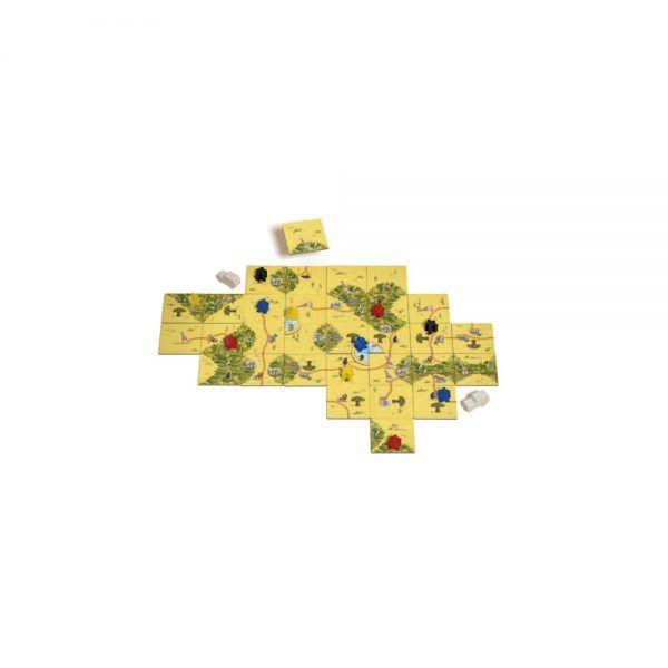 Carcassonne: Safari Content