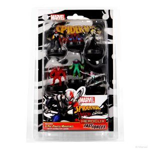 Heroclix Spider-Man and Venom Absolute Carnage - Fast Forces