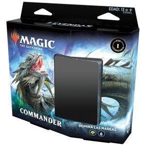 MTG Leyendas de Commander - Domina las Mareas