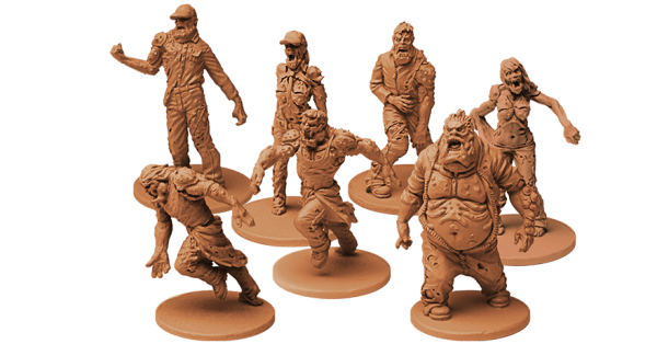 Zombicide: Angry Zombies 1