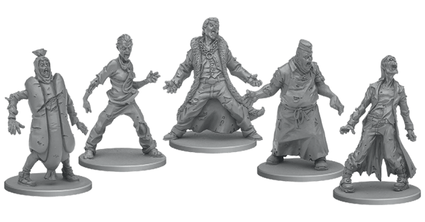 Zombicide: VIP Very Infected People #1 1