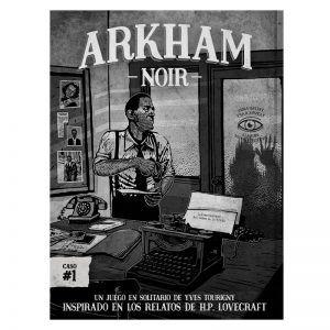 Arkham Noir #1: Los Asesinatos del Culto de la Bruja