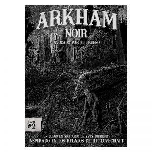 Arkham Noir #2: Invocado por el Trueno
