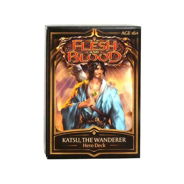 Flesh and Blood - Welcome to Rathe - Hero Deck Ninja2