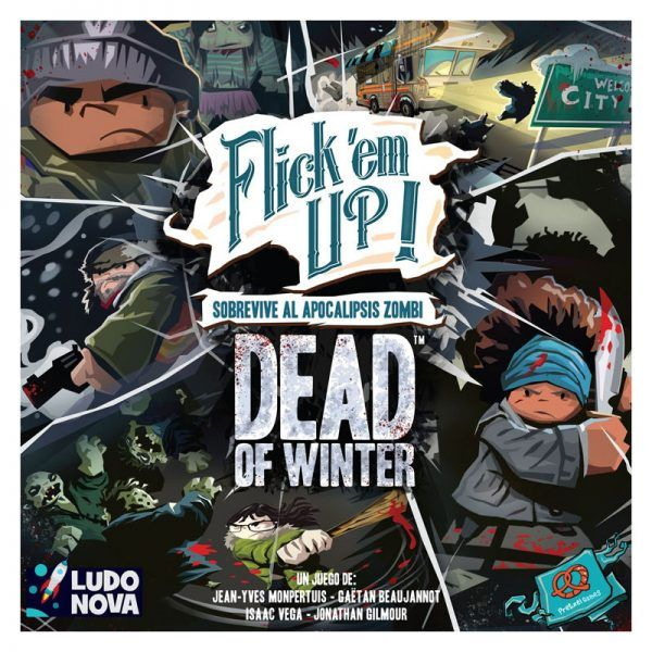 Flick em Up: Dead of Winter