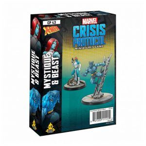 Marvel Crisis Protocol: Beast & Mystique
