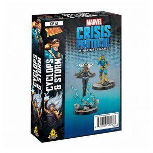 Marvel Crisis Protocol: Storm & Cyclops