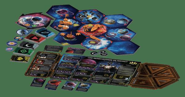 Twilight Imperium: Cuarta Edición - La Profecía de los Reyes 1