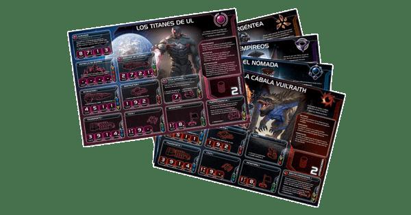 Twilight Imperium: Cuarta Edición - La Profecía de los Reyes 2