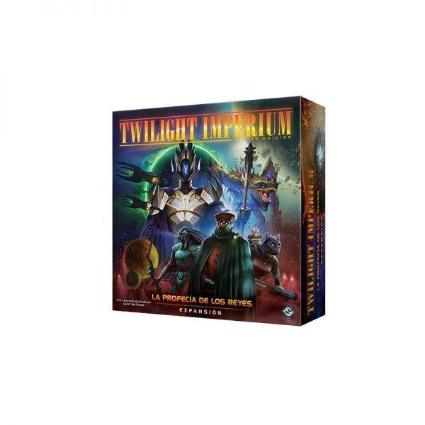 Twilight Imperium: Cuarta Edición - La Profecía de los Reyes