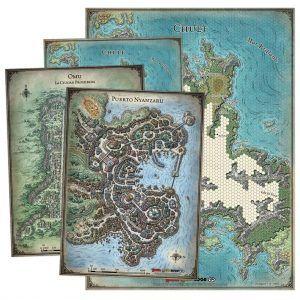 D&D Mapas Tumba de la Aniquilación