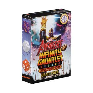 Dice Masters Avengers Infinity Gauntlet