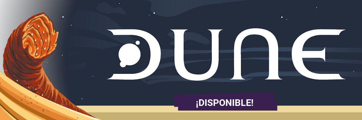 Dune El Juego de Mesa