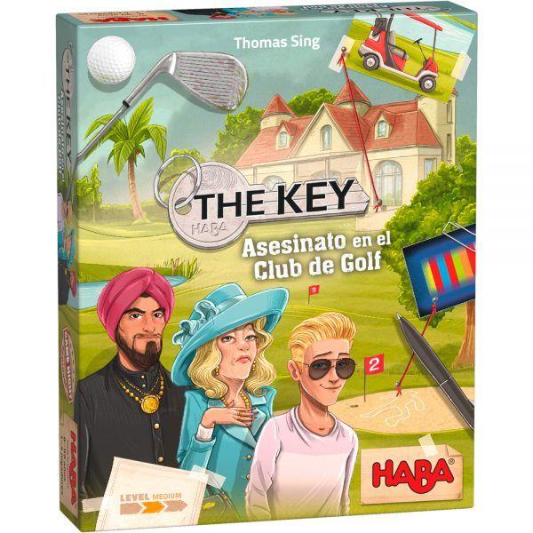 The Key Sabotaje Asesinato en el Club de Golf