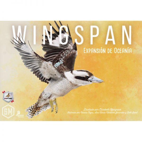 Wingspan Expansión Oceanía