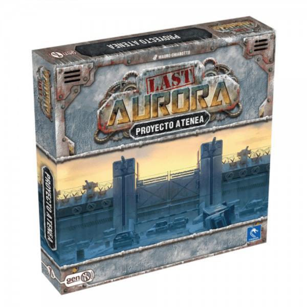 Last Aurora Proyecto Atenea